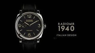 Officine Panerai Radiomir 1940: Italian Design, Swiss Technology