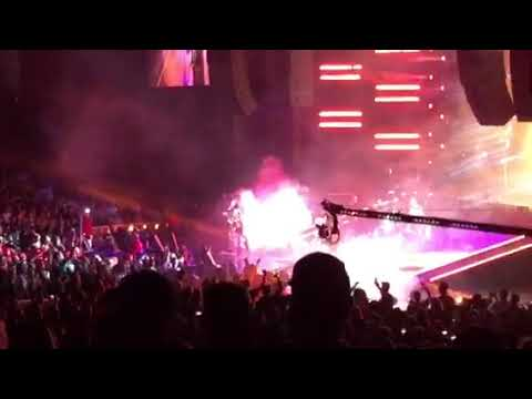 Rise Up - Imagine Dragons - SUMMERFEST - Milwaukee WI - 6/27/18