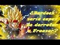 ¿Bardock sería capaz de derrotar a Freezer El poder de Bardock