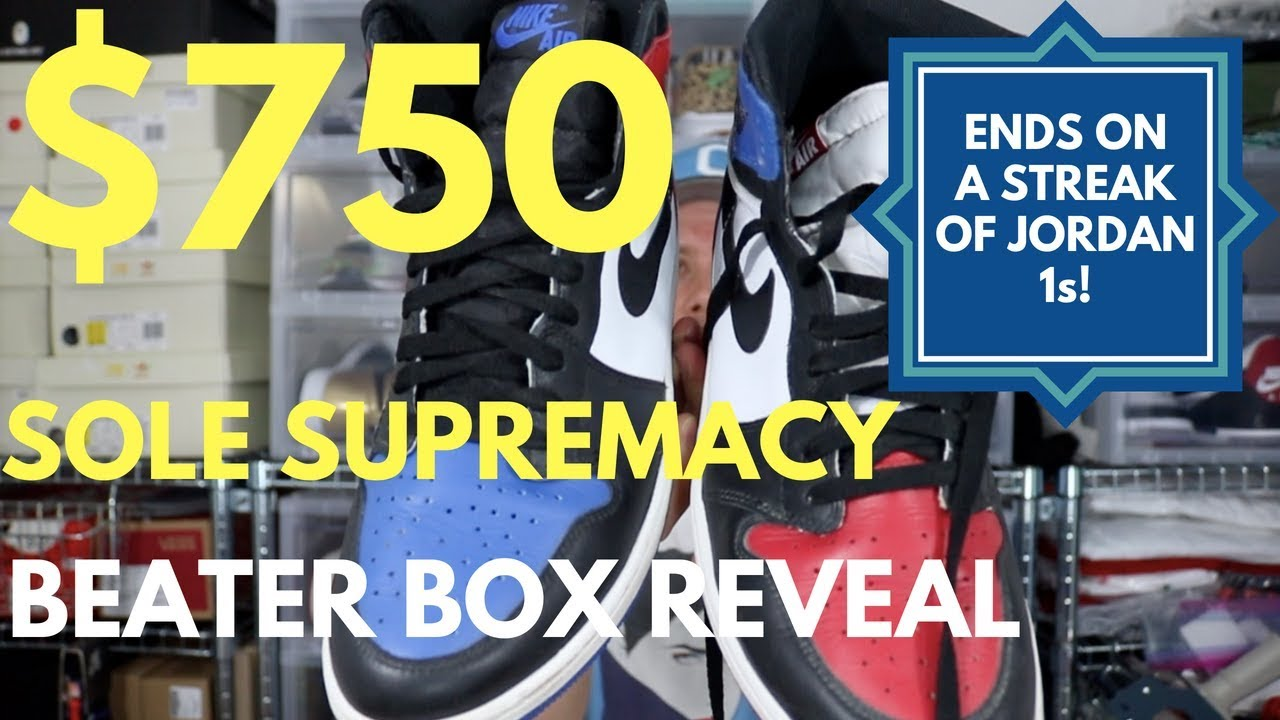 750 sole supremacy beater