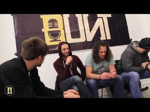 Bunt TV Interview @ Six D.O.G.S