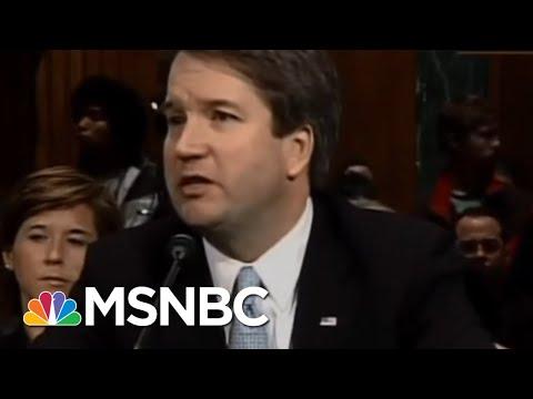 Senator: Trump SCOTUS Pick 'Absolutely Must' Recuse Himself | The Beat With Ari Melber | MSNBC