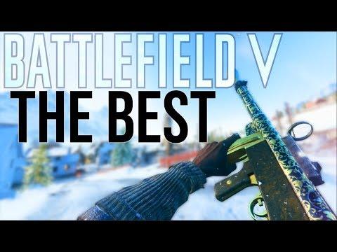 THE BEST CLOSE RANGE WEAPON!   Battlefield 5 Epic Streaks! thumbnail