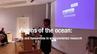 Sea and Society Talks: Christine Hansen