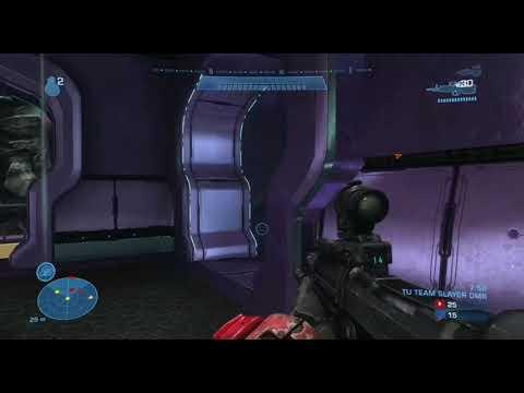 Halo Reach /tmm Solo Una Partida Sin Comentarios.