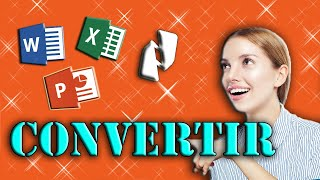 Convertir PDF a Word/ Excel/ Power Point/ Imagen | Nitro Pro 9
