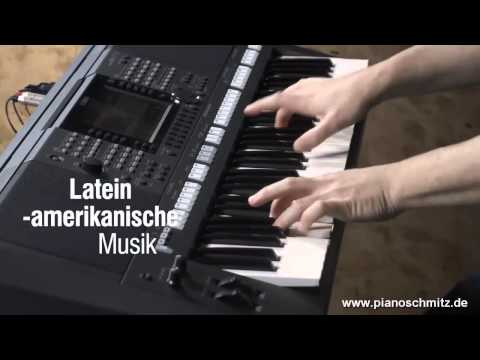 Review on the yamaha psr s670 39 s voices by luther music doovi for Yamaha psr s770 review