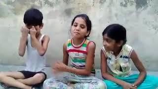 aalu ki chalu beta kahan gaye the baigan ki tokri mein so rahe the baigan ne laat mari ro rahe the