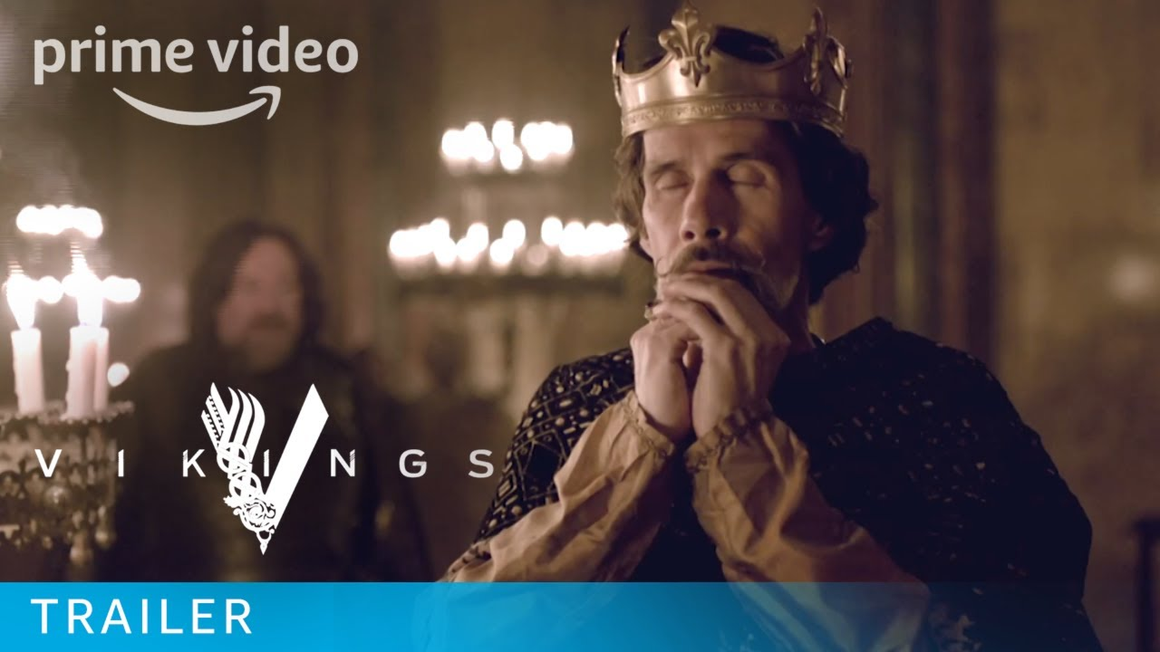 Vikings Season 3 - Episode 9 Trailer | Amazon Prime Video ...
