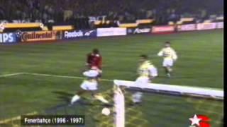 Fenerbahçe'nin 1996-97 Sezonu Şampiyonlar Ligi Maç Özetleri