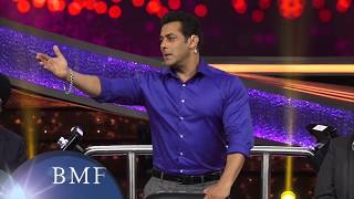 Salman Khan Sings Selfish Song Then Trolls Media Reporter For Asking About His Marriage