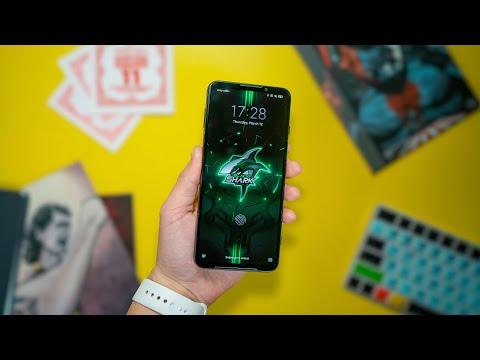 Обзор Xiaomi Black Shark 3