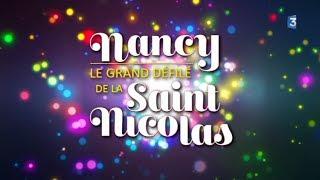 Le grand défilé de la Saint-Nicolas 2017 à Nancy