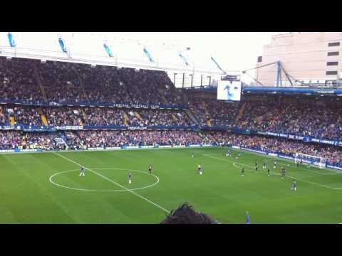 Drogba free kick