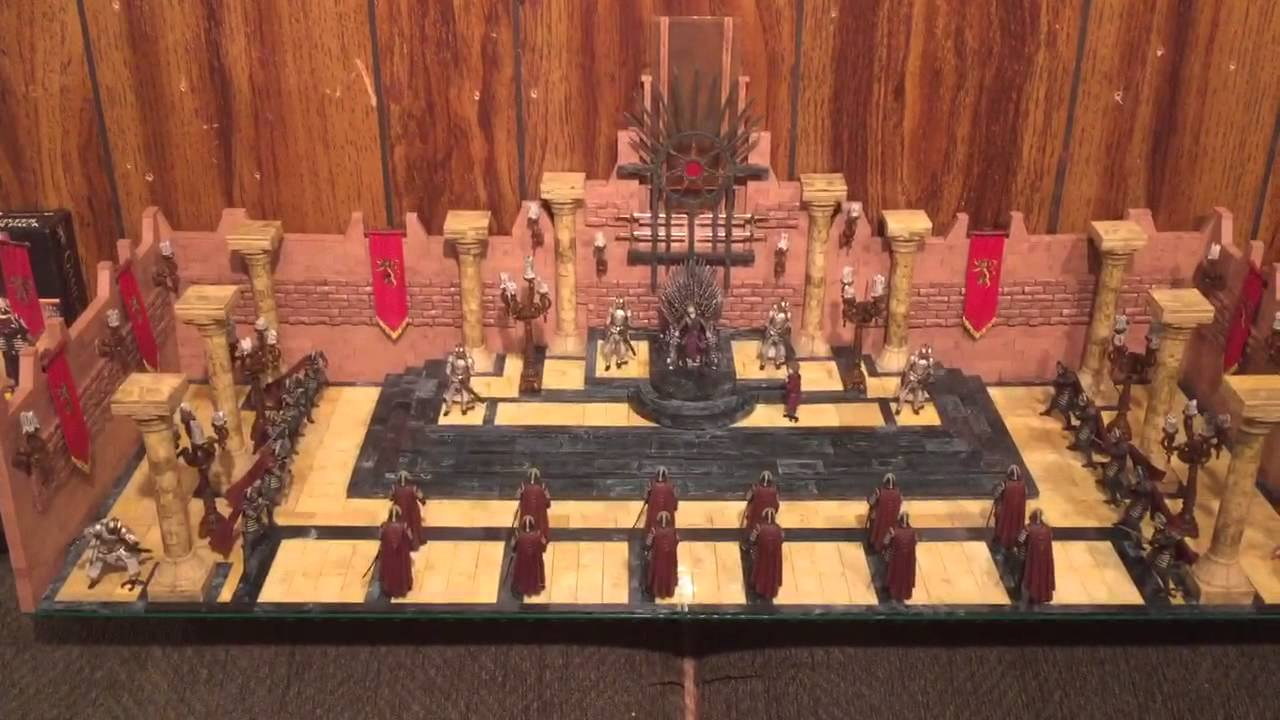 Game Of Thrones Room Sets