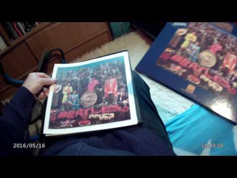 Beatles ''HMV'' CD Boxed Sets....