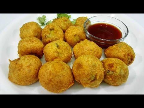 Potato Bonda - Aloo Bonda || Batata vada || Easy & Tasty Tea time snack