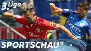 3.Liga: Würzburg verliert auch gegen Rostock | Sportschau
