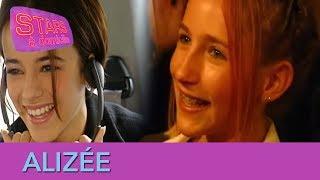 Alizée s'invite à l'anniversaire d'une fan ! - Stars à domicile
