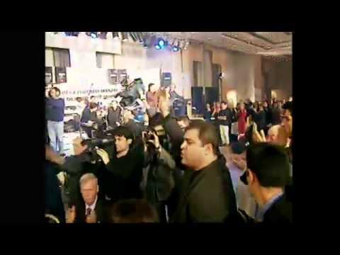 Ahmet Kaya'nın saldırıya uğradığı o Magazin Gazetecileri Derneği gecesi