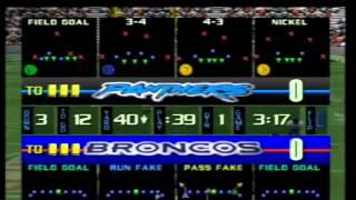 nfl quarterback 98 gameplay