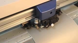 02 Плоттерная резка пленки Oracal(Подготовка и изготовление маски для печатной платы на плоттере Roland., 2014-12-13T21:01:32.000Z)