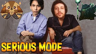 SERIOUS MODE IS ON ◄ SingSing Dota 2 Moments