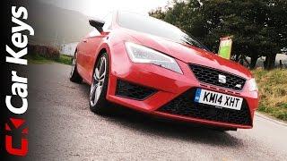 Seat Leon Cupra 280 2014 review - Car Keys