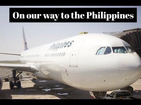 Back to the Philippines from Hawaii | Manila | Tagaytay City || Travel Vlog #1 [PT I]