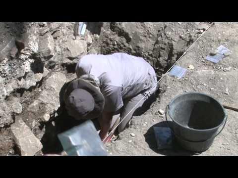 Fouilles archéologiques à Mandeure