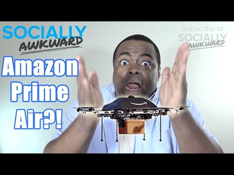 Can We Really Trust Those Amazon Drones?