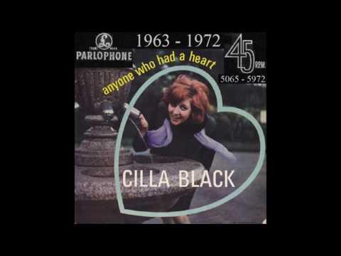 Cilla Black - Parlophone 45 RPM Records - 1963 - 1972