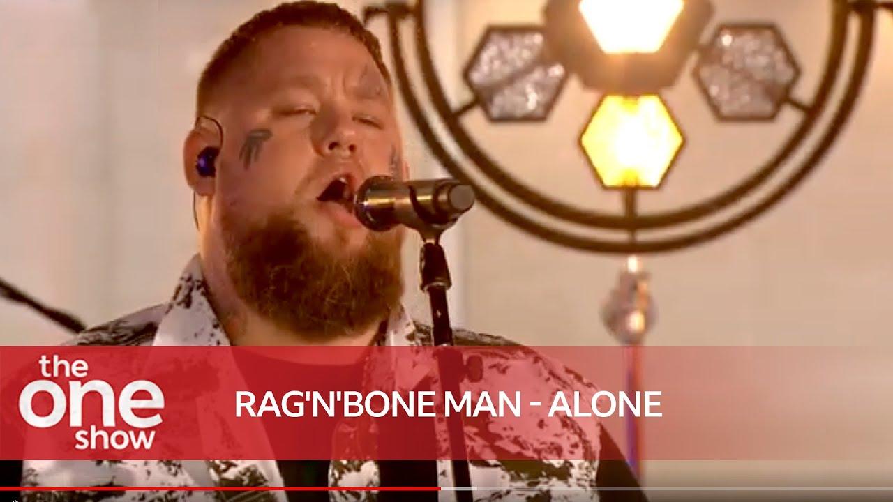 Rag'n'Bone Man - Alone (Live on The One Show)