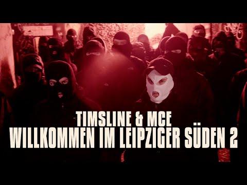 MCE & Timsline - Willkommen im Leipziger Süden 2 (prod. Barack Zobama) (official music video)