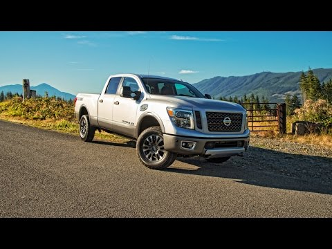 2017 Nissan An Xd Pro4x Review