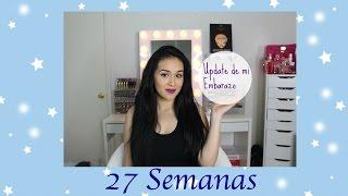 Tercer Update de mi Embarazo|27 semanas| Thumbnail