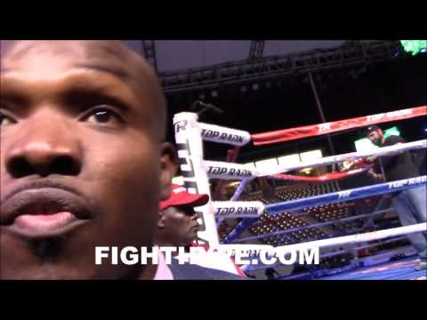 TIMOTHY BRADLEY WARNS JEFF HORN HE'LL FEEL PACQUIAO'S POWER; PREDICTS HOW CRAWFORD DEALS WITH IT
