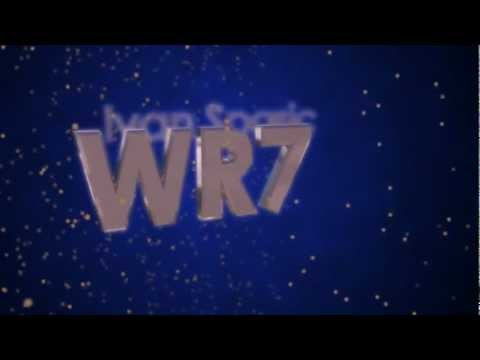 WR7 – Cinema 4D Titles