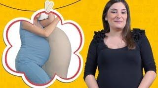 مشاكل النوم عند الحامل | مع ريف