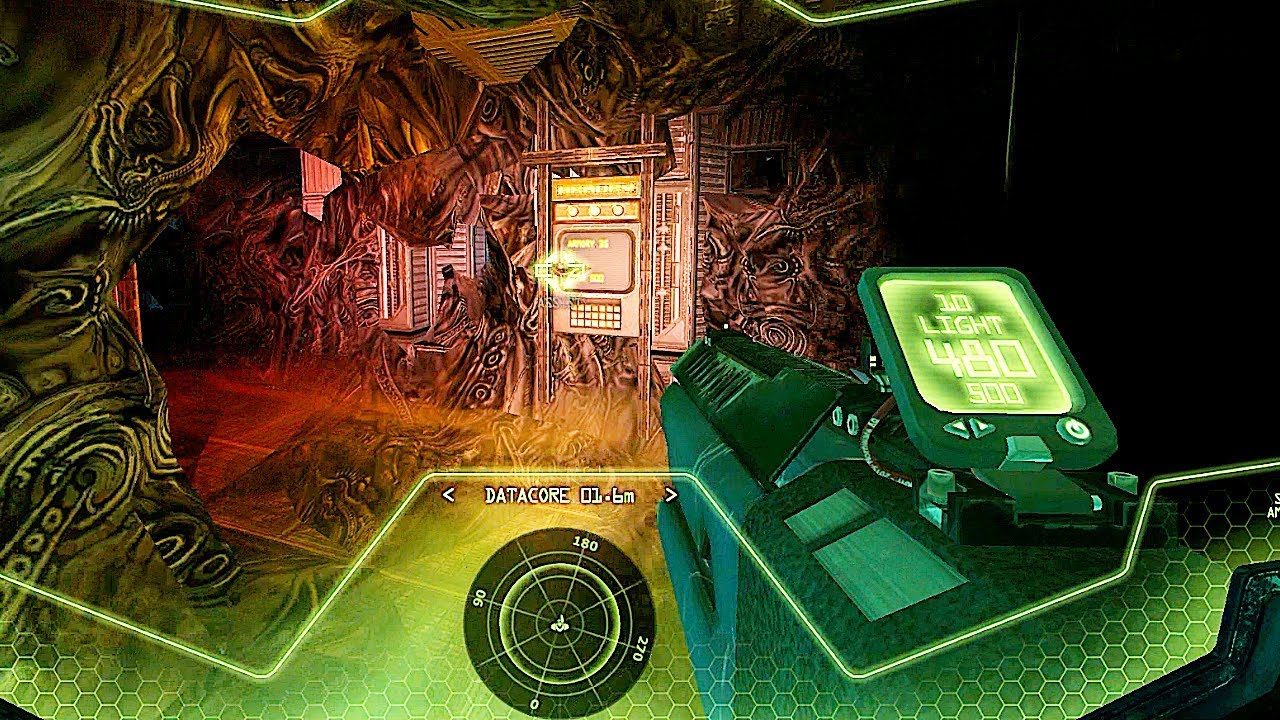 SPACE BEAST TERROR FRIGHT Gameplay-Demo (ALIENS Inspired Horror Game) - Kein Kommentar + video