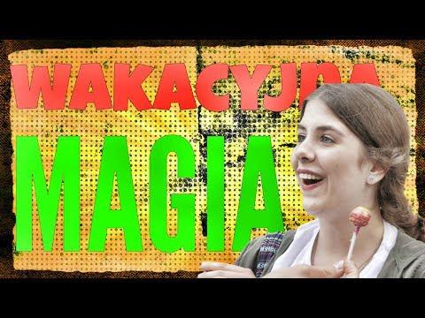 WAKACYJNA MAGIA - KONIEC ROKU SZKOLNEGO CHALLENGE OD WIDZÓW - Konkurs Magic of Y - iluzjonista, vlog