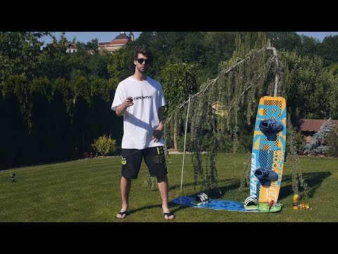 How To Choose & Set Up Kite Board