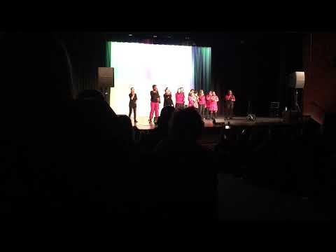 Fire and Gold A Cappella - Hall Pass - A Mario Loiederman Middle School - ICHSA 2018