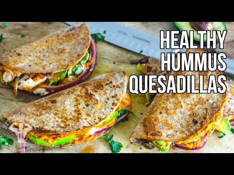 how to make quesadillas youtube