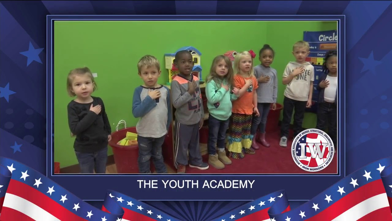 The Morning Pledge: The Youth Academy