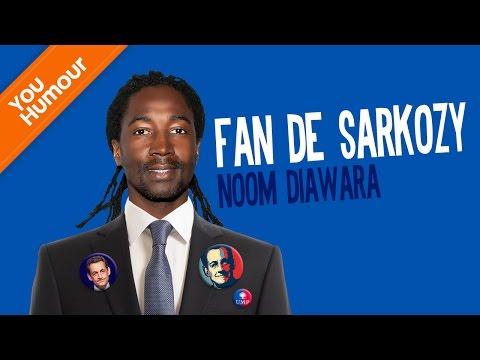 NOOM DIAWARA - Fan de Sarkozy