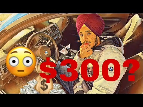 USED CARS PRICE IN CANADA $300?