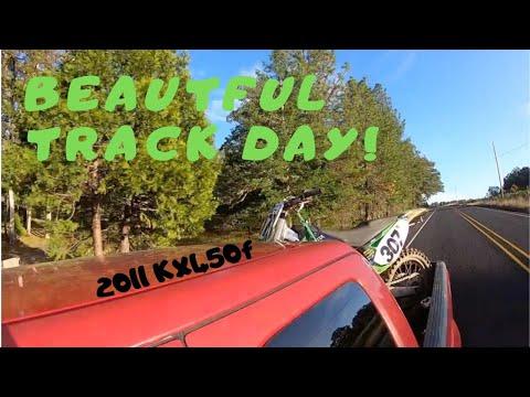 2011 Kx450f Gopro Private Track In Oregon