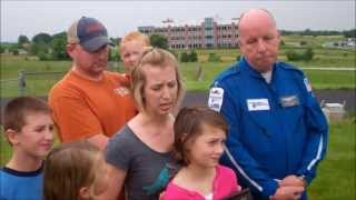 Adams County girl receives Life Lion Life Saver Award - Penn State Hershey Medical Center