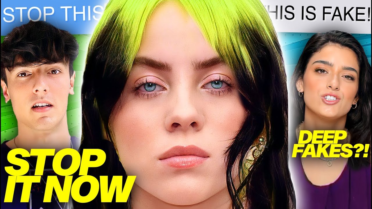 Download Billie Eilish DRAGS TikTokers For Doing THIS?! Dixie & Addison RESPOND To DEEPFAKES, Bryce SAID WHAT
